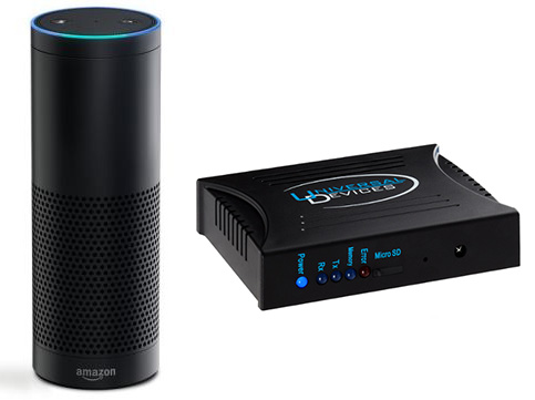 Amazon Echo And Amazon Echo App For Fire OS, Android And iOs And Desktop Browser