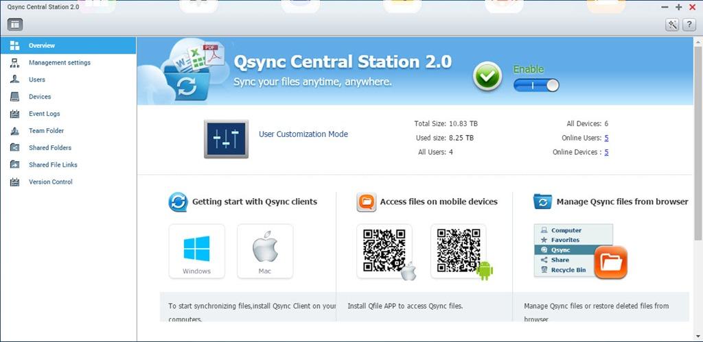 QNAP QSync 2—A DropBox Alternative - The Doc's World